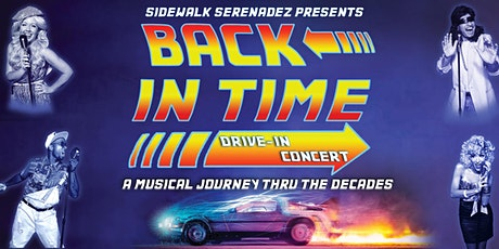 Drive-in Concert (Presented by Sidewalk Serenadez) tickets