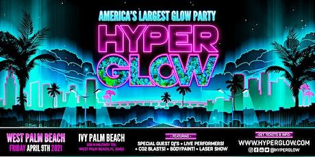 "HYPERGLOW West Palm Beach, FL! ""America's Largest Glow Party"" tickets"