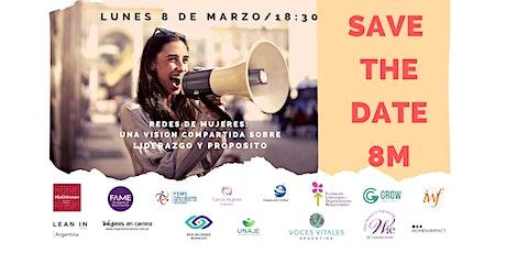 Redes de Mujeres: Una visión compartida sobre Liderazgo y Propósito entradas