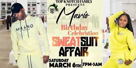 Top Knotch Family Presents Sweatsuit Affair tickets