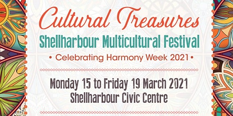 Cultural Treasures Multicultural Festival - Launch tickets