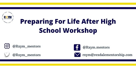 Preparing for Life After High School Workshop tickets
