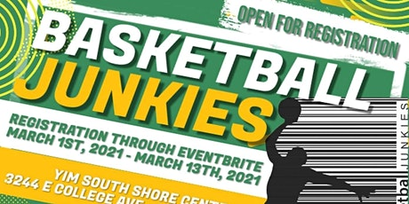 Basketball Junkies Adult League Season 3 tickets