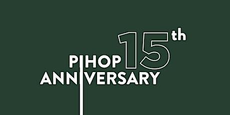 PIHOP 15th Anniversary Celebration (Thursday Service) tickets