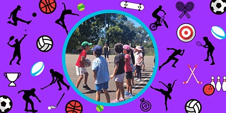 Netball NSW Parramatta Holiday Skills Clinic - Session 1(5 to 12 years)* tickets