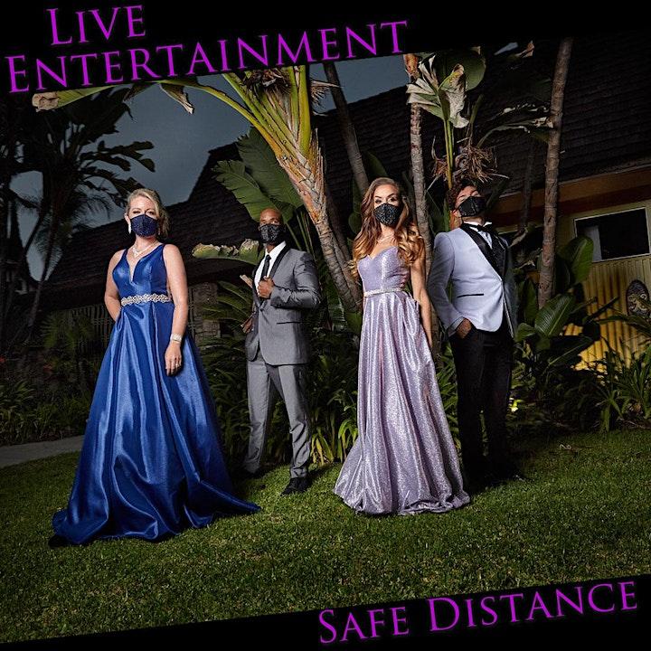 Drive-in Concert (Presented by Sidewalk Serenadez) image