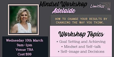 Mindset Workshop tickets