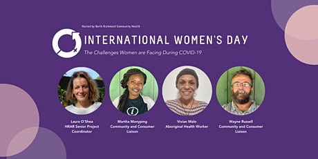International Women's Day Panel Discussion tickets