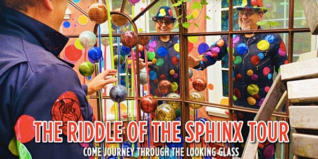 Riddle of the Sphinx Tours - THURS/FRI @ 2pm PT tickets