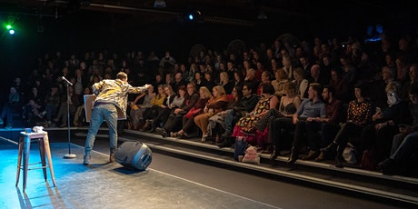Sustainability is Magic - live magic show tickets