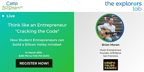 "Think like an Entrepreneur ""Cracking the Code"" tickets"