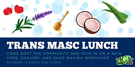 March Trans Masc Lunch tickets