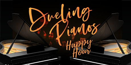 Dueling Pianos Happy Hour & Dinner tickets