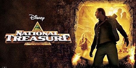 National Treasure (2004) tickets