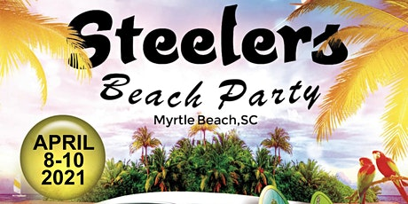Steelers Beach Party tickets