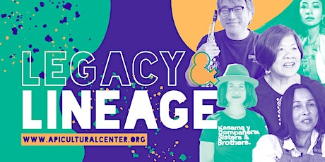 Legacy & Lineage (Screening + Q&A Discussion) tickets