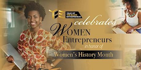 Year of the Black Entrepreneur(YBE) EXPO - Highlighting Women Entrepreneurs tickets