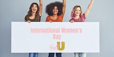 BuildU Girl Gang's International Women's Day Celebration tickets