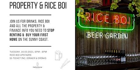Property & Rice Boi tickets