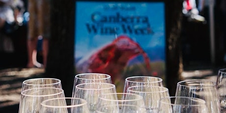 Canberra District Wine Week 2021 Market Tasting tickets