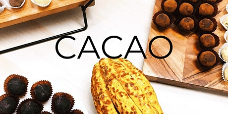 CACAO - Interactive Masterclass tickets