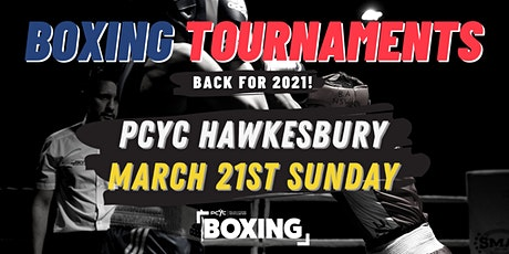 Boxing Tournament at PCYC Hawkesbury! tickets