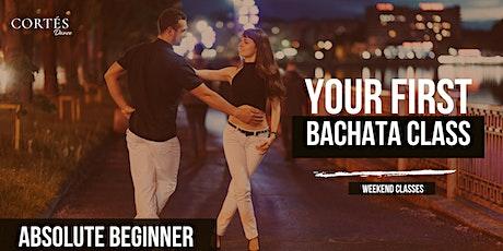 Bachata Weekends / FREE CLASS tickets