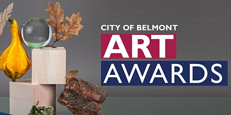 2021 City of Belmont Art Award Information Session tickets