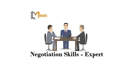 Negotiation Skills - Expert 1 Day Virtual Live Training in Wellington tickets