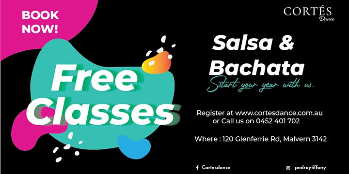 Salsa Weekends / FREE CLASS image