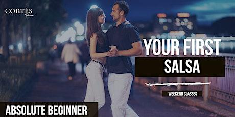 Salsa Weekends / FREE CLASS tickets