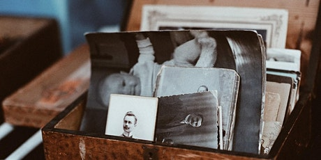 Trace your family history workshop tickets