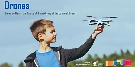 Drones at the Gympie Library - For Beginners tickets