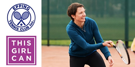 This Girl Can - Tennis, Coffee & Cake tickets