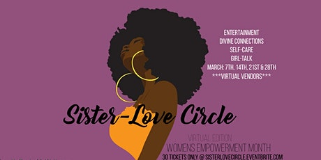 Sister Love Circle Virtual Edition tickets