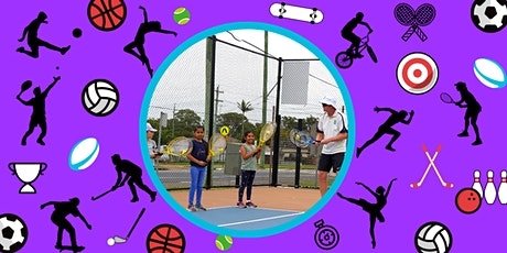 ANZ Tennis Hot Shots x Open Court - Session 1(4 to 8 years + parents) tickets