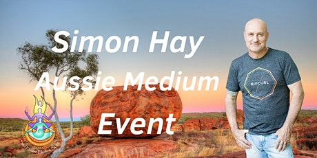 Aussie Medium, Simon Hay at The Demo Club in Broken Hill tickets