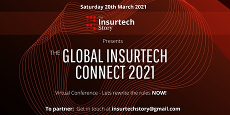 Global Insurtech connect 2021 - A virtual Conference tickets