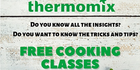 THERMOMIX COOKING CLASSES tickets
