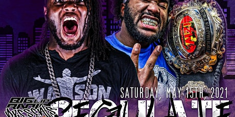 IZW Wrestling: REGULATE, presented by Big Lip Radio tickets