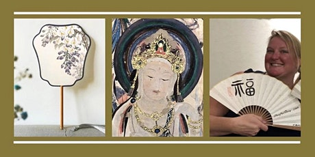 Asian arts - Mural reproduction experience tickets