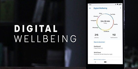 Digital Wellbeing with Technology tickets