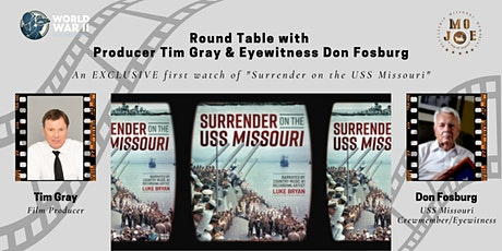 Surrender on the USS Missouri - Film Premiere & Talk Story tickets