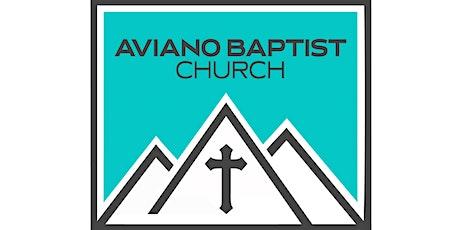 Aviano Baptist Church Worship Service - 7 March tickets