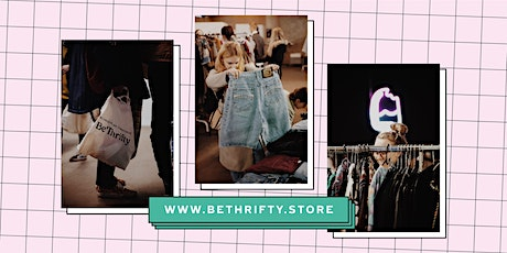 BeThrifty Vintage Kilo Sale | EventQuartier Wels tickets