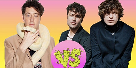 The Wombats Vs The Kooks + house party bangers at Yah Yah's! FRIDAY MAR 5 tickets
