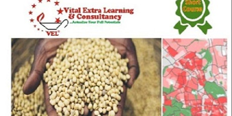 Application of GIS and RS in Food and Nutrition Security Programming tickets
