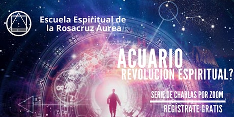 Conferencias Públicas Virtuales -  Acuario:  Revolución Espiritual? bilhetes