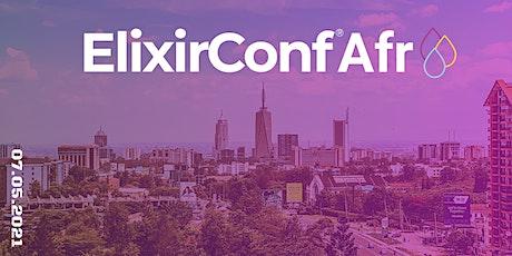 Elixir Conf Africa 2021 tickets