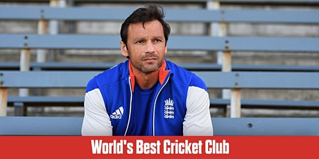 World's Best Cricket Club | An evening with Mark Ramprakash tickets